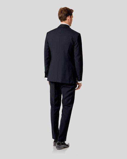 Shawl Collar Tuxedo - Midnight Blue