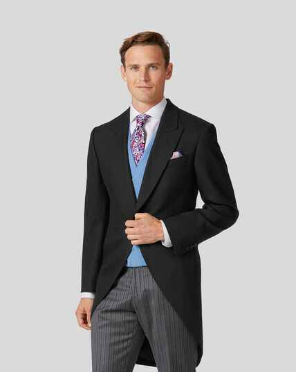 Morning Suit - Charcoal