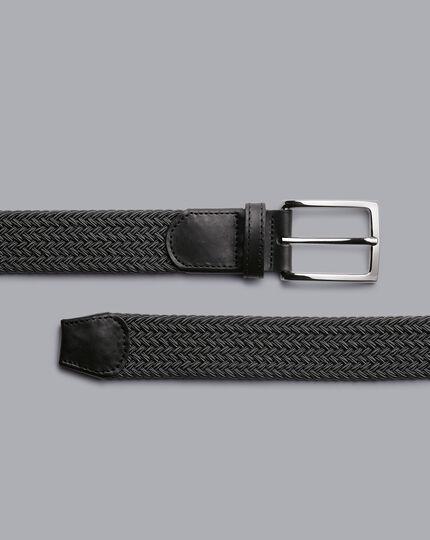 Casual Stretch Belt - Grey