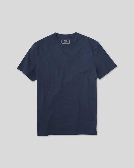 Cotton Tyrwhitt T-Shirt - Navy
