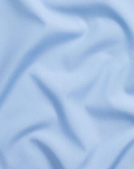 Cotton Pocket Square - Sky Blue