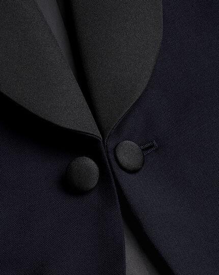 Smoking-Sakko mit Schalkragen - Nachtblau