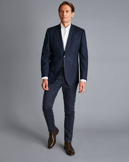Proper Blazer - Denim Blue