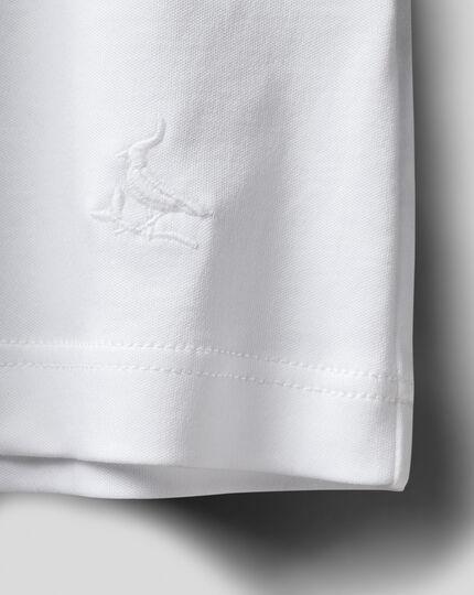 Cotton Tyrwhitt T-Shirt - White