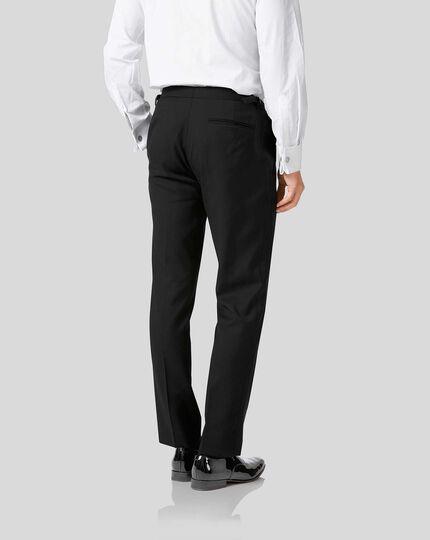Shawl Collar Dinner Suit - Black