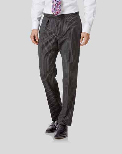 Morning Suit Pants - Black