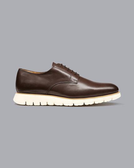 Hybrid Sneakers - Chocolate