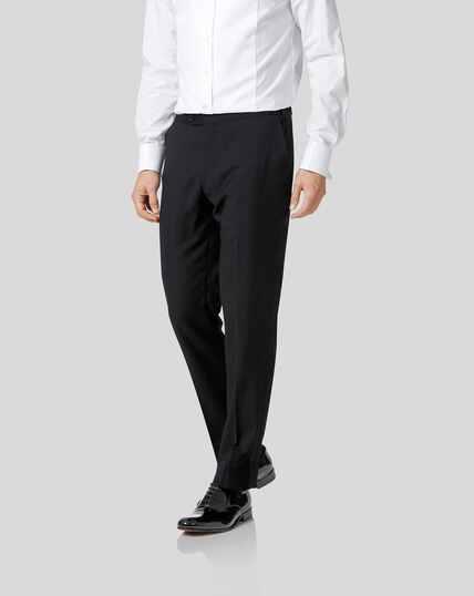 Dinner Suit Pants - Black