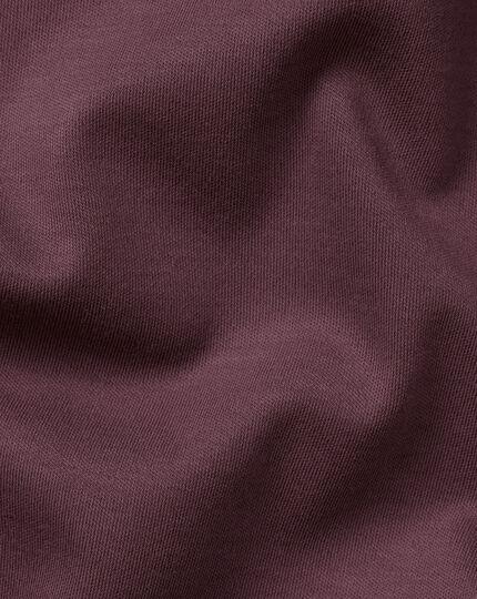 Smart Jersey Polo - Purple