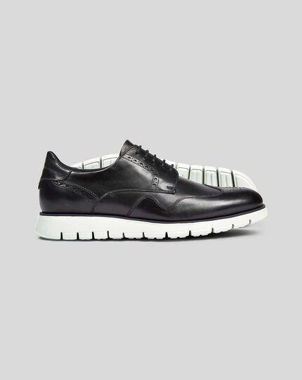 Hybrid Sneakers  - Black