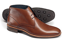Chukka boot shoe design