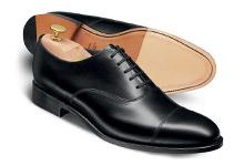 Oxford shoe design