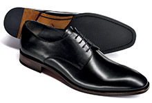 Plain shoe pattern