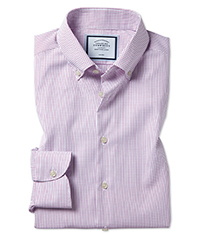Business casual shirt illustration
