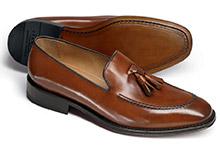 Apron shoe pattern