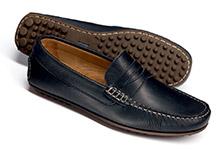 Driving shoe design