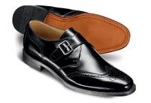 Monk shoe design
