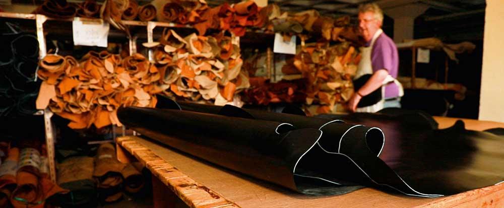 craftsmen at our workshop in Northamptonshire, England.